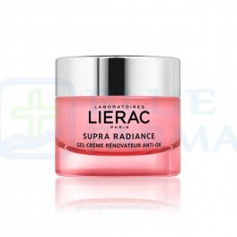 Lierac Supra Radiance gel crema renovadora anti-ox 50ml