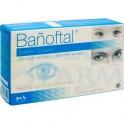 Bañoftal Toallitas Oculares 20 unidades