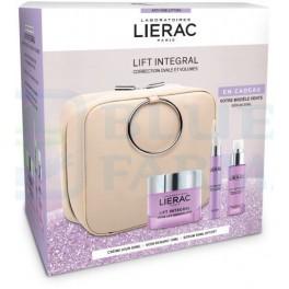 Lierac Cofre Lift Integral Crema redomelante 50ml + Contorno de ojos 15ml + Sérum 30ml + neceser