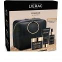 Lierac Cofre Premium crema textura ligera 50ml + Premium mascarilla 75ml + Premium sérum 30ml + neceser