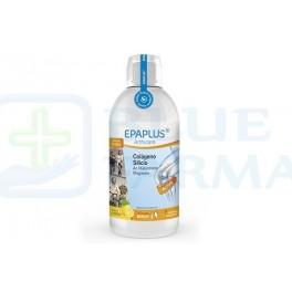 Epaplus Arthicare Colágeno + Silicio + Ácido hialurónico sabor limón 1L