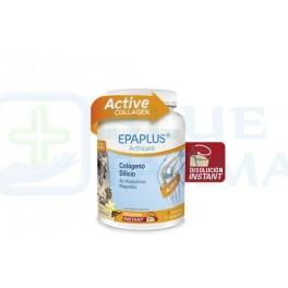 Epaplus Arthicare Colágeno +Silicio + Ácido hialurónico sabor Vainilla 284g