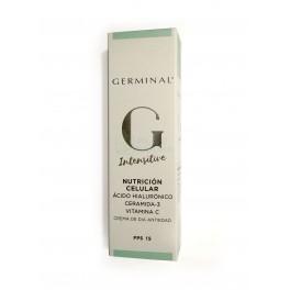 Germinal Nutrición Celular Intensiva Crema de Día  FPS 1550 ml