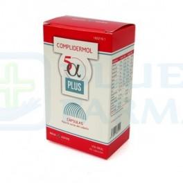 Complidermol 5alfa Plus 60 cápsulas
