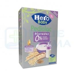 Hero Baby Pedialac 8 Cereales 500g