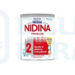 Nidina Premium 2 leche de continuación 1000g