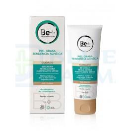 Be+ BB cream reguladora matificante SPF 20 color claro 40ml